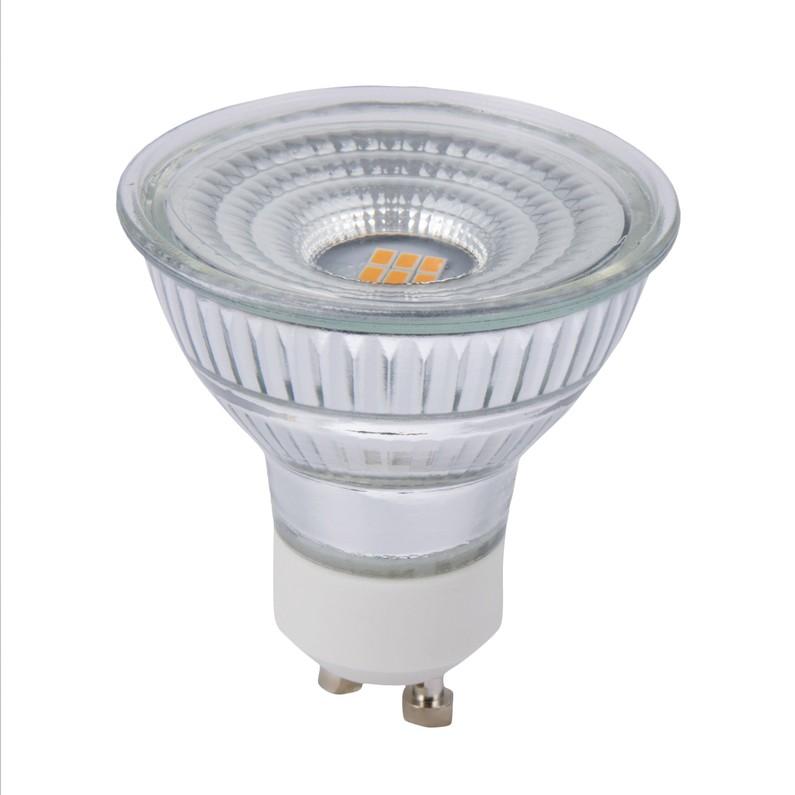 6 Ampoules Led Gu10 Pour Spot 6w 450lm équiv 50w 4000k Led économie D énergie