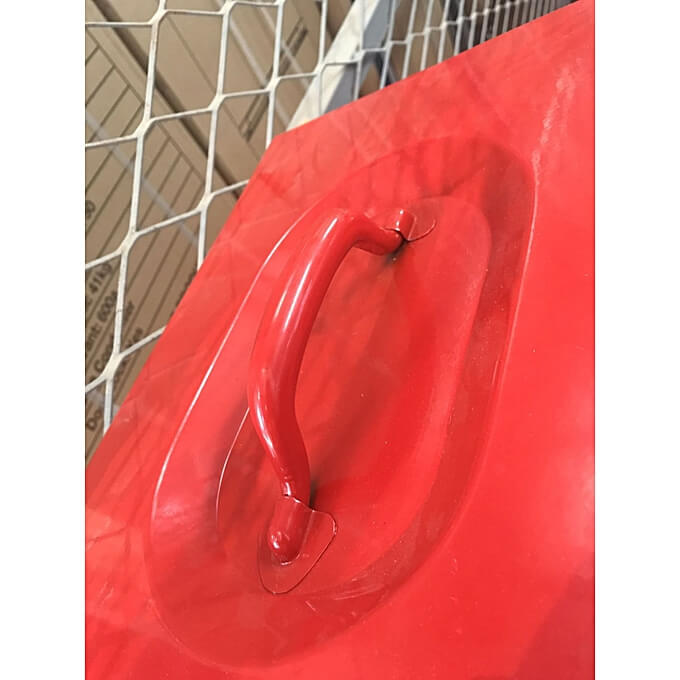 Malette Caisse à Outils Métal Long 36 Cm Larg 26 Cm H 28 Cm Cadenassable